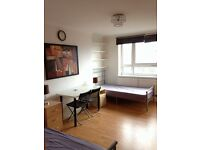 spacious room in Swiss Cottage! All inclusive!