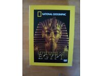 National Geographic: Mysteries of EGYPT 3 DVD box set