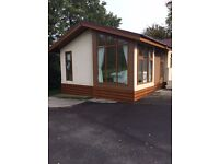 Static Caravan For Sale 12 Month Park *LUXURY LODGE WITH DECK**