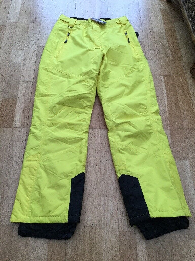 "BRAND NEW WITH LABELS SKI TROUSERS SIZES 32"" AND 34"""
