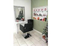 Hairdresser Chair Rental in Salon Close to Southampton City Centre