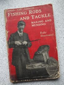 Cassells Rare fishing Book from the 1930,s