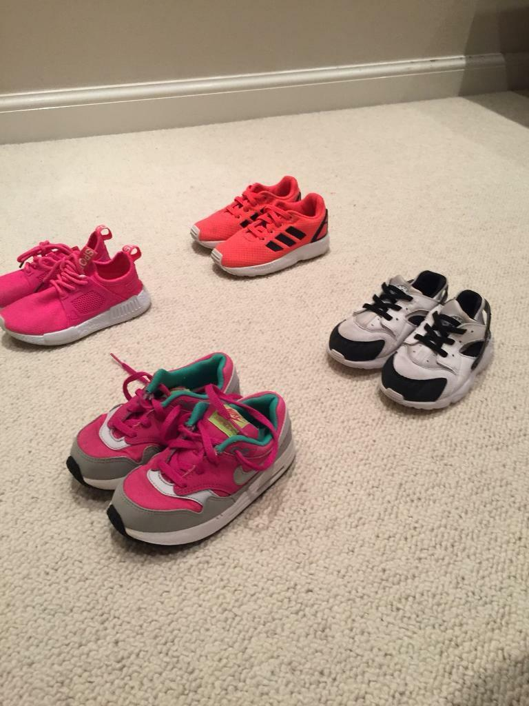 Girls trainers for sale : all in great condition