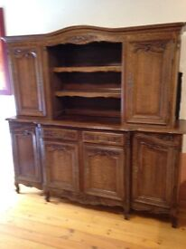 Solid Wood French Side Board