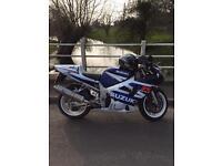 Suzuki gsxr 600 k3 contact 07500058983