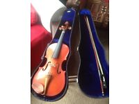Child's Stentor student violin
