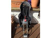 Hamax Siesta Rear Bike Seat - perfect now that Summer is coming!