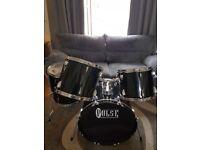 PULSE beginner to intermediate drums - rock drum sizes REDUCED