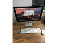 iMac in excellent condition, i5 core, 8gb RAM, 500gb HD, MS Office 2011, Final Cut Pro.
