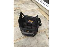 Stanley FATMAX tote tool bag carrier used once