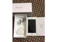 Unlocked iPhone6 16GB mint condition
