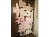 Baby Clothes Bundle 0-3 Months - 14 Items