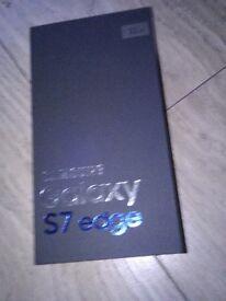 Samsung galaxy 7 edge gold