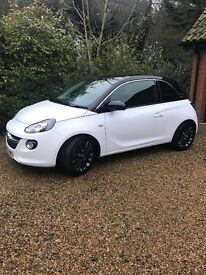 Vauxhall Adam Glam 1.4L with Panoramic Roof and Tech pack - £7999 ONO