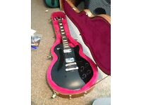 Rare Gibson Les Paul Studio Pro 2014 (Graphite Pearl) - Limited Edition - Excellent Condition