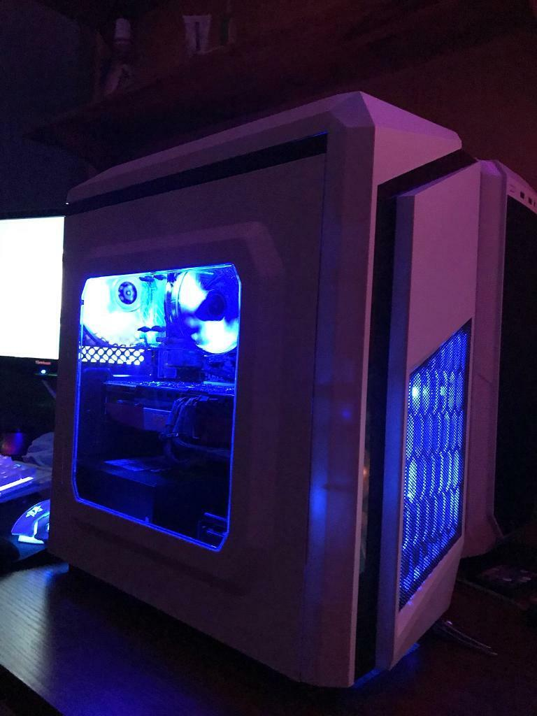 Gaming Pc I5 8gb Gtx 760 Ssd Hdd Corsair Case Intel Procesor Core 4460 320 Box Socket 1150 4590 Quad Cpu Palit 2gb Graphics Card