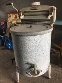Vintage Acme Washing Tub Boiler / Garden Or Shop Decor Kitchenalia- COLLECTION/DELIVERY
