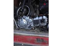 Pitbike engine