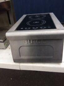 Burco induction hob