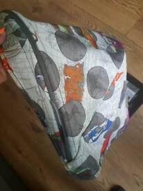 Bugaboo cameleon 3 hood and bag