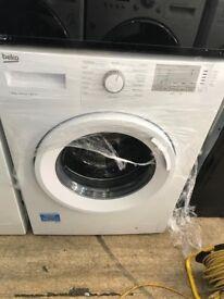 Ex display Beko WTG1041B2W 10Kg A+++ Washing Machine - White
