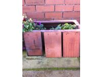 Rosemary roof tiles, various makes