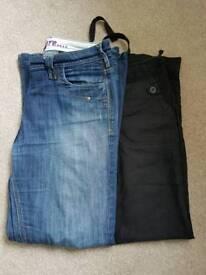 Ladies Next trousers 16 x 2