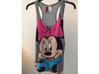 Disney Minnie Mouse top tshirt by H&M Size 8