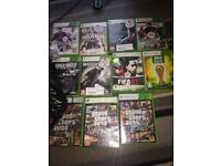 Xbox 360 games with turtle beach and pad