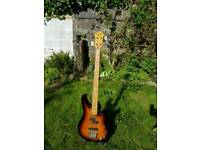 Ibanez Roadster RS924 vintage bass guitar