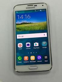 Samsung galaxy s5 unlock good condition