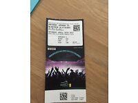 Anthony Joshua V Klitschko- 2 tickets