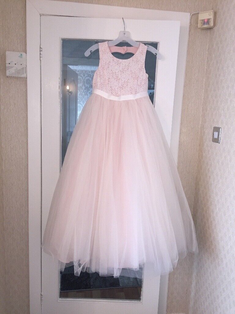 Junior Bridesmaid Age 10 Tulle Davids Bridal Brand New Rrp 96 Only 45 In Motherwell North Lanarkshire Gumtree