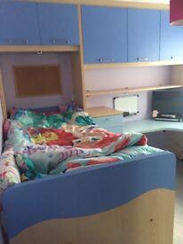 Mobili Fantasia Italian fitted bedroom furniture