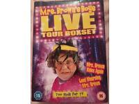 Mrs. Brown's boys live tour boxset