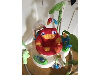 Jumperoo - Rainforest Fisher Price