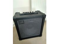 Roland Cube 60 two channel combo guitar amplifier