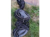 Motorcycle pannier bags just 10 quid
