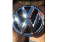 Genuine VW Badge