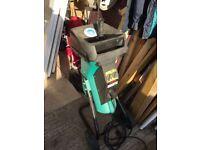 Bosch axt 1600 HP garden shredder