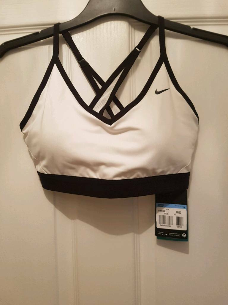 Brand New Nike Dry Fit Crop Top Size Mediumin Chester Le Street, County DurhamGumtree - Brand new from the Nike store dry fit crop top sports bra size medium