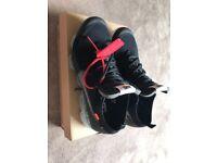 Nike Off White Vapormax Size 9