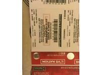1 x Guns n Roses ticket (standing)