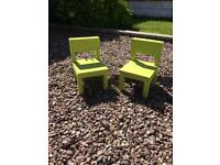 Kids/Toddler Chair - For Use Indoor or Outdoors.