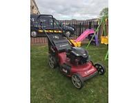 Gardencare 190cc petrol lawn mower