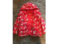 Cath kidson girls coat.