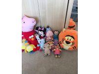 Character teddy bundle