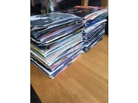 160 record 80's collection