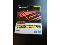 Corsair Vengeance 8 gb DDR3 Kit Brad New