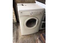 Zanuzzi washing machine